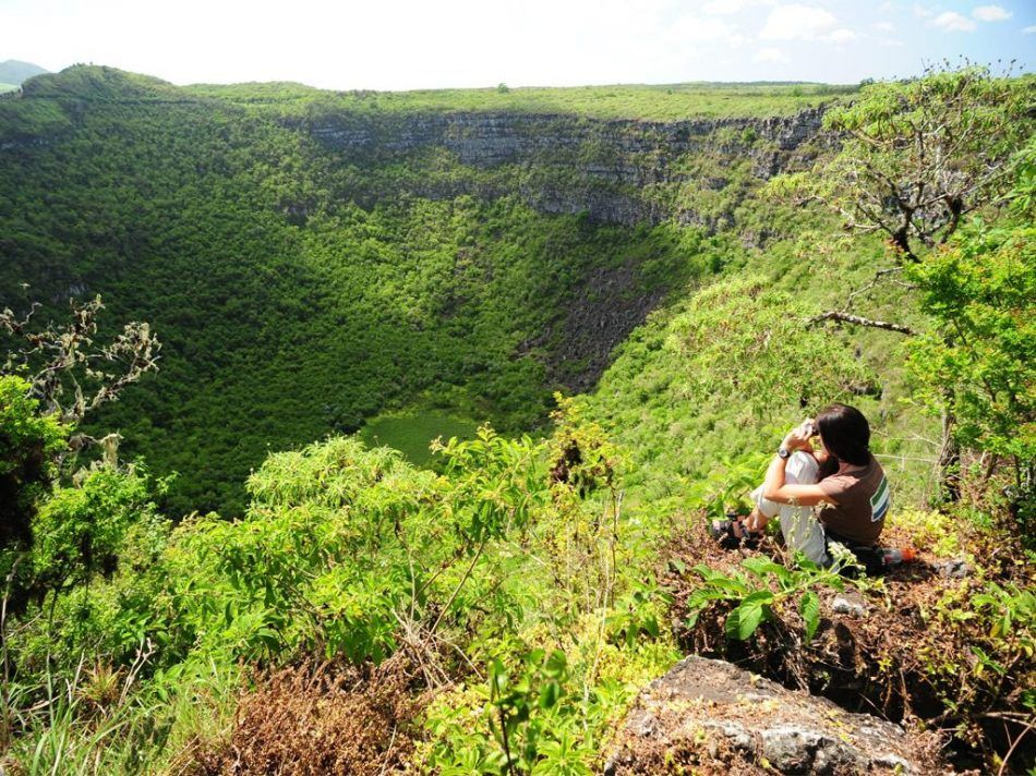 A solo trip to the Galapagos Islands