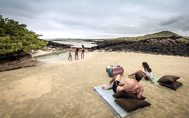 Is your Galapagos itinerary flexible?