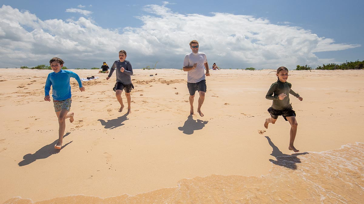 Flexible Family-Friendly Itineraries