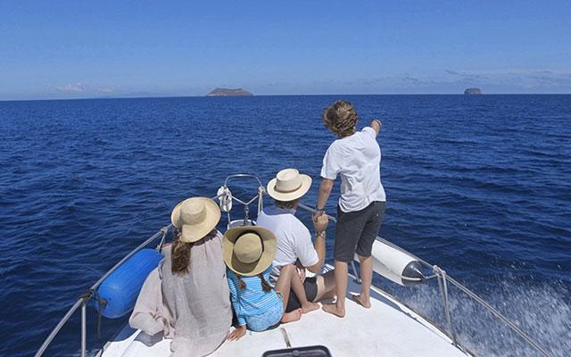 Family Sea Trip