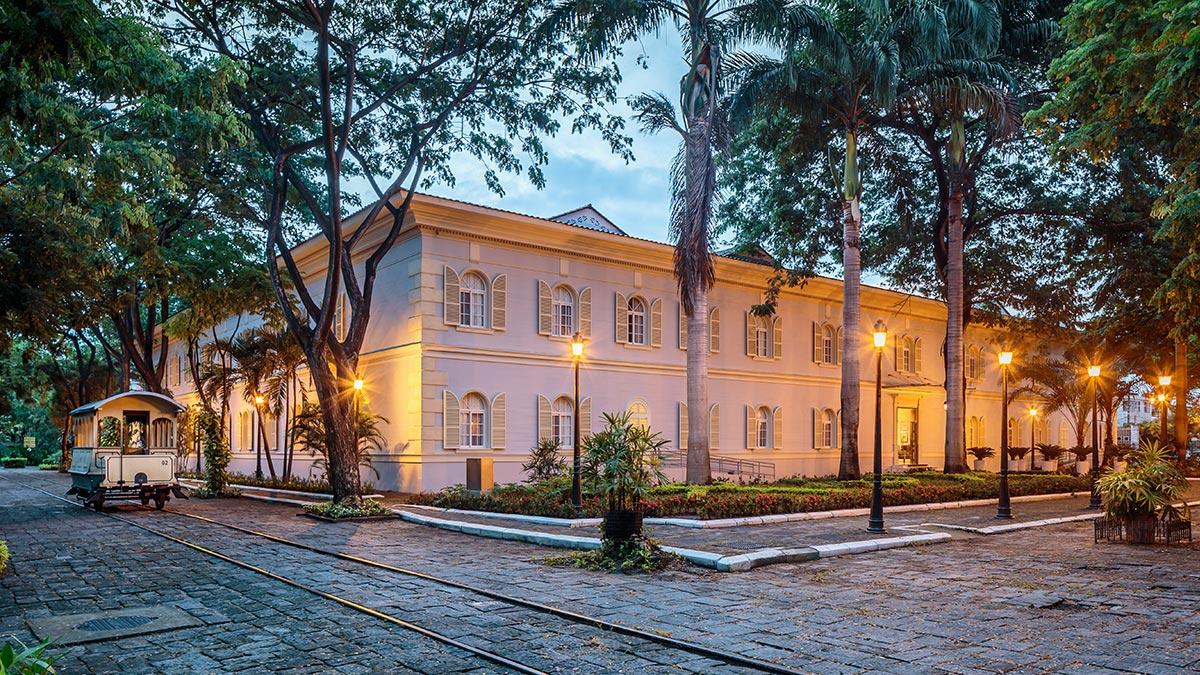 HOTEL DEL PARQUE, GUAYAQUIL